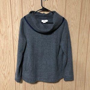 Vineyard Vines Fleece Cowl Neck Sweater
